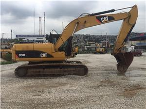 Excavadoras Caterpillar 320DL (Quito)