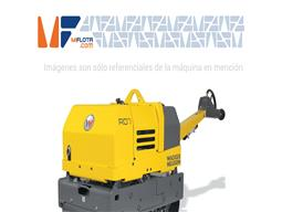 Rodillos doble tambor manual Wacker Neuson RD7H-S (Quito)
