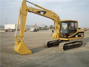 Excavadoras Caterpillar 312B (Machala)