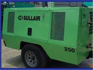 Compresores Sullair 225 CFM 80 A 150 PSI (Quito)