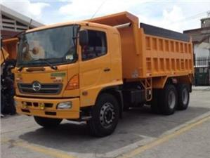 Volquetas Hino FF (Guayaquil)