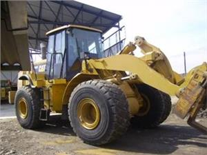 Cargadoras Caterpillar 966H (Quito)
