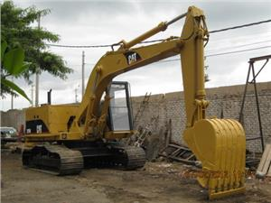 Excavadoras Caterpillar 225DLC (Quito)
