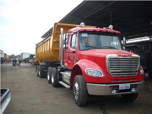 Cabezales Freightliner 2014 (Guayaquil)