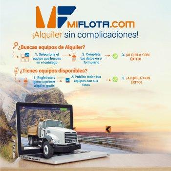 Alquiler de maquinaria en Ecuador - Mi Flota